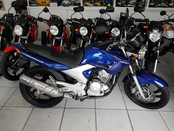 Yamaha Fazer 250 2008, Apenas 12x R$ 650 No Cartão Sem Entra