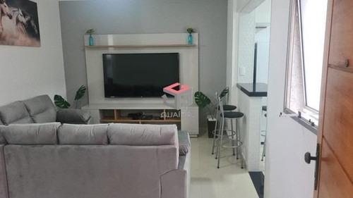 Imagem 1 de 7 de Apartamento À Venda, 1 Quarto, Rudge Ramos - São Bernardo Do Campo/sp - 99615