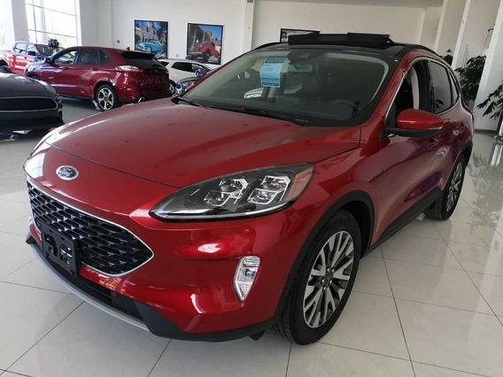 Ford Escape Titanium Roja 2020