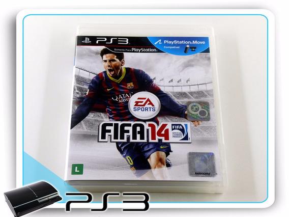 Ps3 Fifa 14 Original Playstation 3