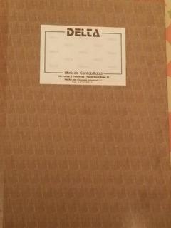 Libro De Contabilidad 2 Columnas .100 Folios