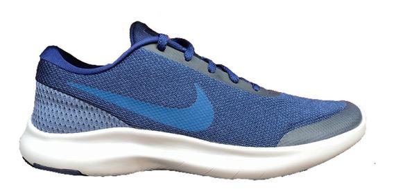 Tenis Nike Flex Experience Rn 7 Azul 908985-404 Look Trendy
