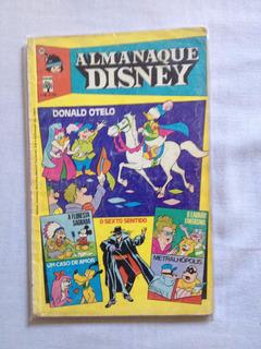 Almanaque Disney 35.- Editora Abril
