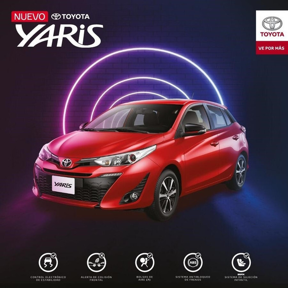 Toyota Yaris 2021 1.5 A/t 4x2 Gasolina