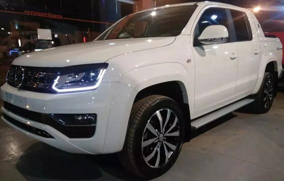 Volkswagen Amarok V6 Extreme 0km 2020 Bonificada Blanca