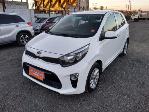 Kia Morning  Ex 1.2l 5mt Full 2018