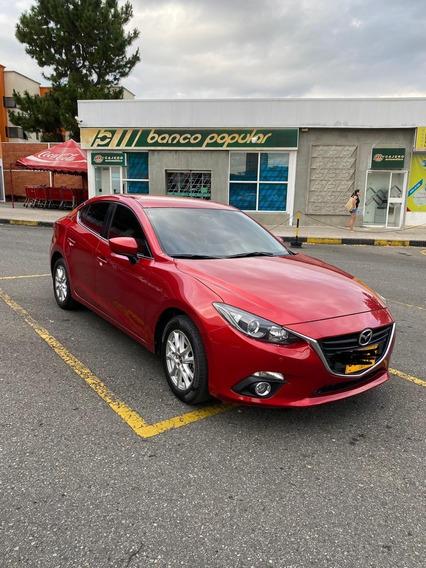 Mazda 3 Touring Único Dueño Modelo 2015