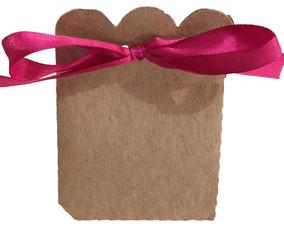 100 Caixinhas De Docinhos, Presentes E Lembracinhas Kraft