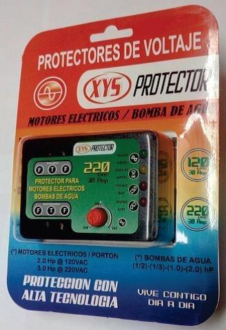 Protector P/motores Eléctricos Y Bombas De Agua 220