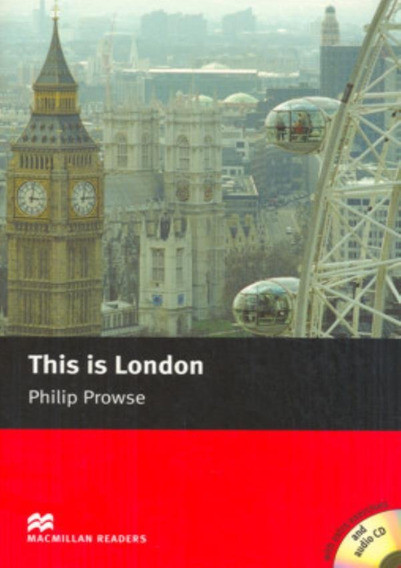 This Is London With Audio Cd - Beginer
