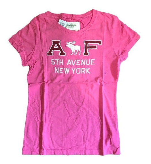Remeras Abercrombie & Fitch - Hollister. Mujer