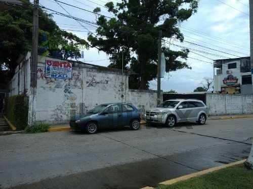 Renta Terreno 2,752 M² Frente Al Río Tuxpan Veracruz. Terreno Bardeado En Bulevar Independencia Zona De Alto Trafico, Excelente Ubicación A Un Costado De Hotel Holliday Inn, Cerca De Hospital Naval Y