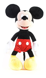 Peluche Gigante Mickey Minnie Mouse 80cm Disney Wabro