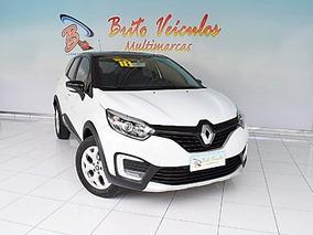 Renault Captur 1.6 16v Sce Flex Zen X-tronic 2018