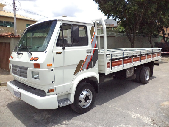 Caminhão Vw-8140 1997/1998 Carroceria