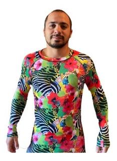 Remera Camiseta Termica Ski Y Snowboard Wide Diseños Unicos