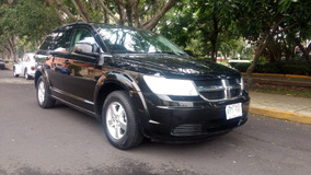 Dodge Journey Sxt 2009 Factura Agencia Todo Pagado