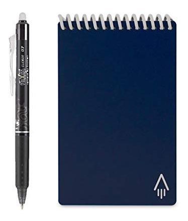 Cuaderno Reutilizable Inteligente Rocketbook Everlast Mini,