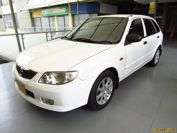 Mazda Allegro Mt 1300 Aa