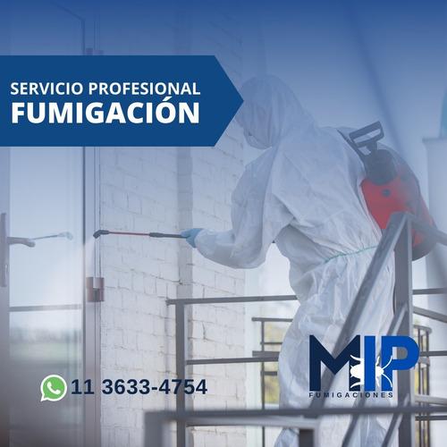 Imagen 1 de 5 de Fumigaciones Y Control De Plagas Zona Oeste Ratas Cucarachas
