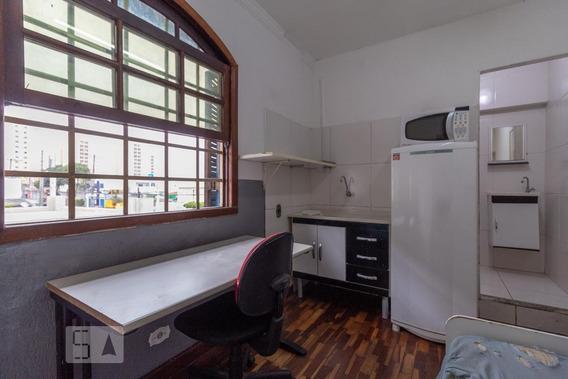 Apartamento Para Aluguel - Jardim Éster Yolanda, 1 Quarto, 20 - 893104507