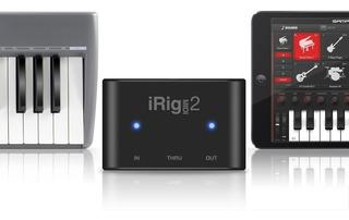 Irig Midi 2 Interface Midi Para Ios Y Mac