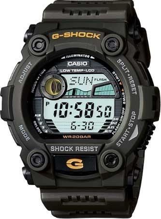 Relógio Casio G-shock G-7900-3dr *g-rescue