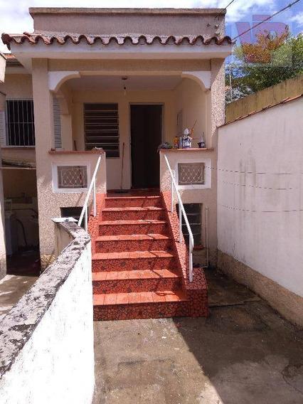 2 Casas Com 1 Dormitório Cada E Vagas De Garagem À Venda, 80 M² Por R$ 570.000 - Vila Prudente - São Paulo/sp - Ca0195