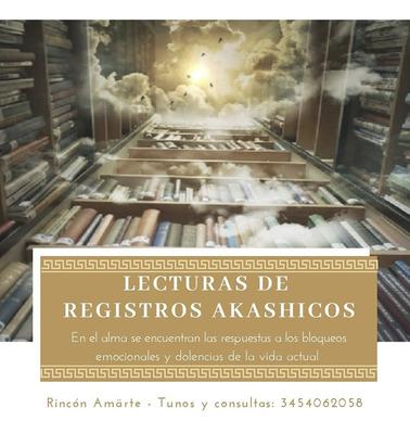 Lecturas De Registros Akashicos