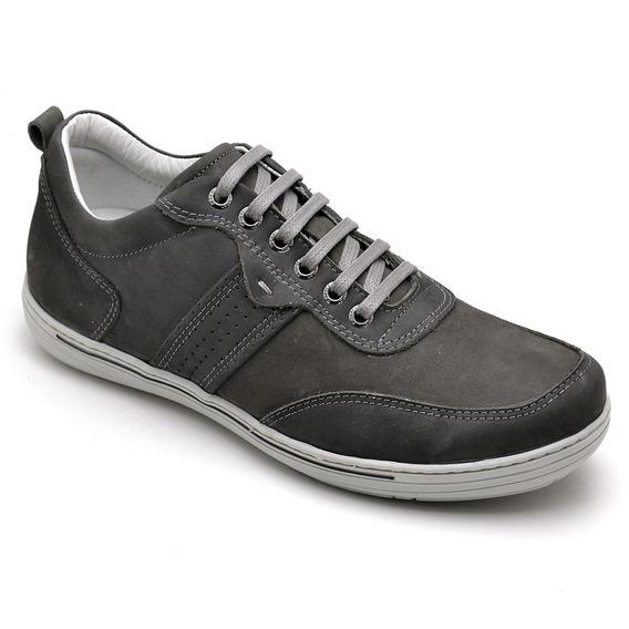 Sapato Sapatênis Masculino Casual Anti Impactos Ranster 3011