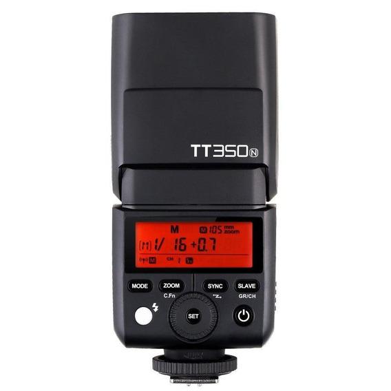 Flash Speedlite Godox Thinklite Tt350n - Nikon