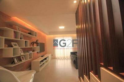Casa Com 3 Dormitórios À Venda, 170 M² Por R$ 750.000 - Jardim Myrian Moreira Da Costa - Campinas/sp - Ca6073