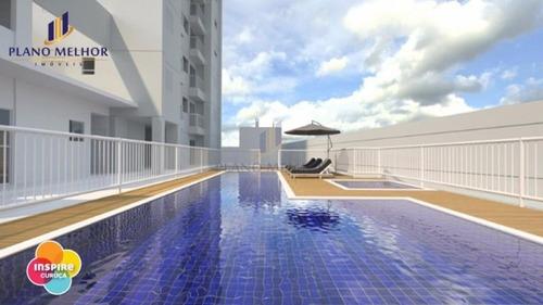 Imagem 1 de 12 de Apartamentos - Inspire Curuça - Apto Residencial À Venda, São Miguel / Vila Curuçá (av Marechal Tito), São Paulo - Ap0483. - Ap0483