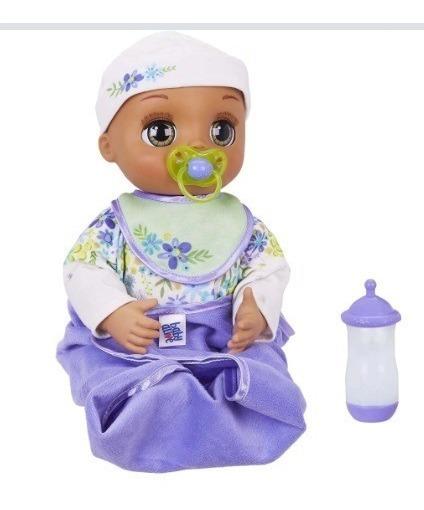 Muñeca Baby Alive Mi Bebita De Verdad