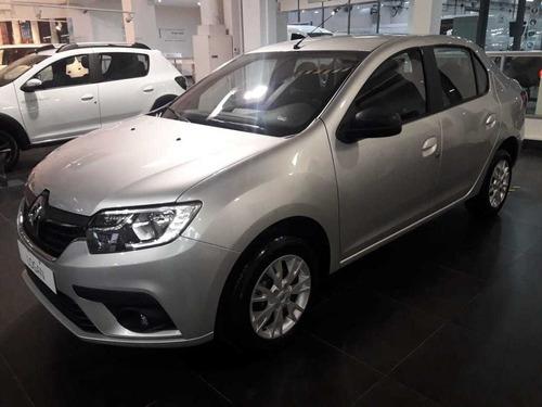 Renault Logan 2021 1.6 16v Zen 0km