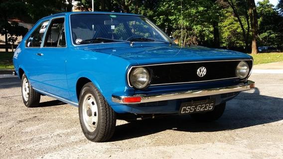 Volkswagen Passat Ls - 1977/1977