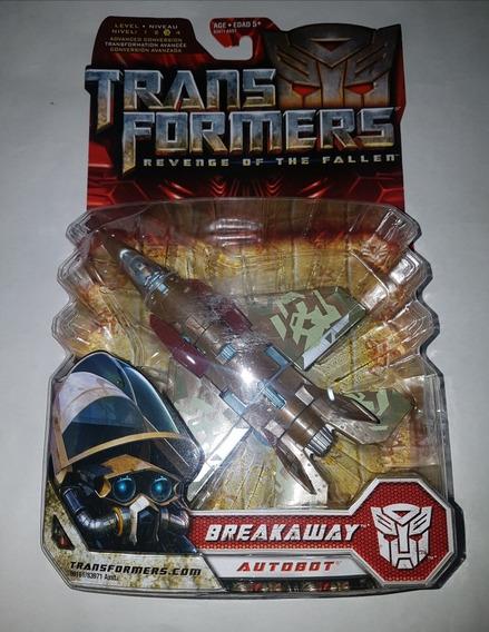 Breakaway Deluxe Transformers Rotf