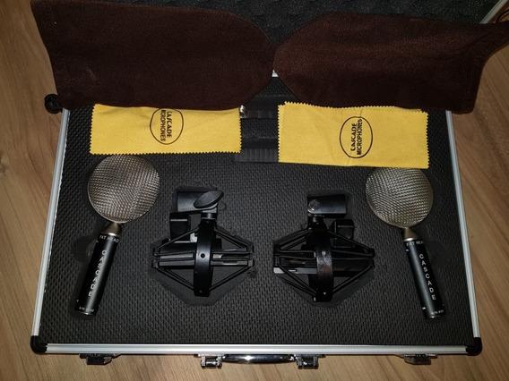 Microfone De Fita Cascade Fat Head Par