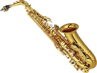 Saxofón Alto Yamaha Profesional Laqueado Yas-62//04
