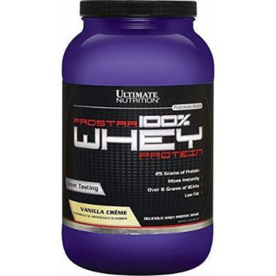 100% Whey Protein Prostar 907g (2 Lbs) - Ultimate Nutrition