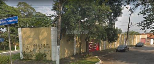 Terreno Para Venda No Bairro Jardim Marajoara Em São Paulo - Cod: Mi130319 - Mi130319