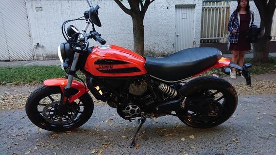 Ducati Scrambler Sixty2 2018 400cc