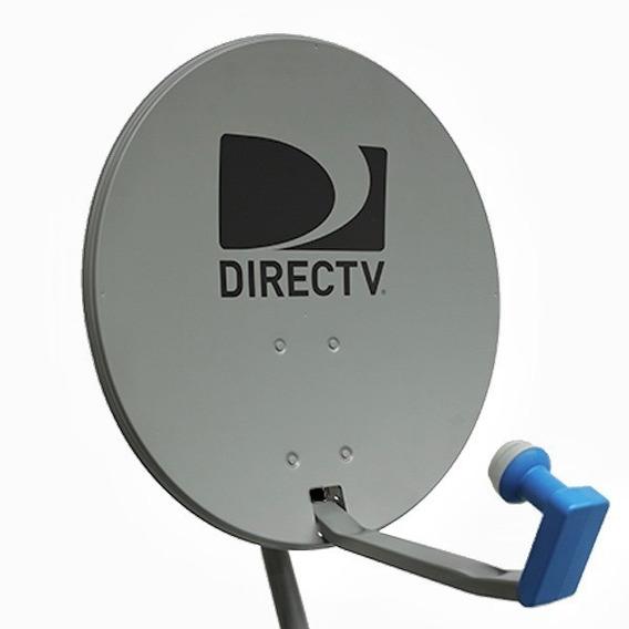 Kit Directv Hd Con Antena Y Lnb A Tu Nombre