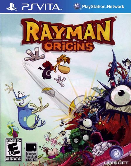 Ps Vita - Rayman Origins