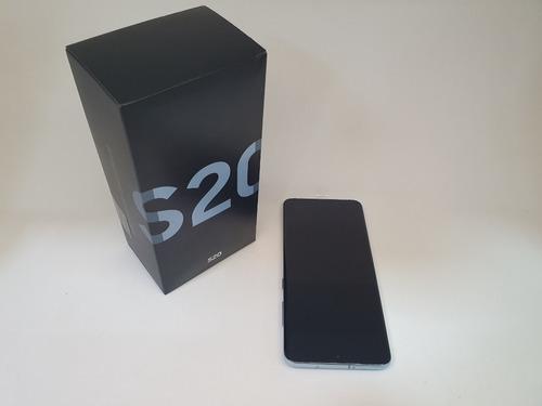 Samsung Galaxy S20 128gb Cloud Blue 4g - Octa 8gb - Usado