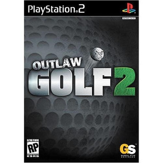 Outlaw Golf 2 - Playstation 2 Up Shop