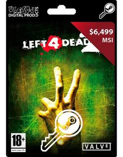 Left 4 Dead 2 Steam