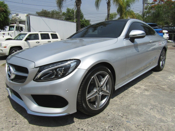 2018 Mercedes C250 Coupe, Sport. Quemacocos Panorámico