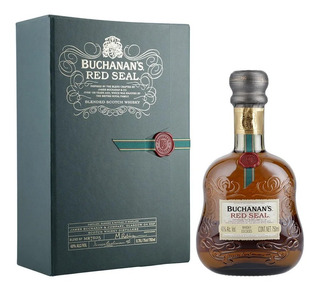 Whisky Buchanans Red Seal C/estuche Escoces