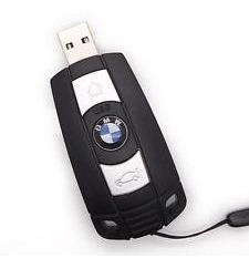 Pen Drive 16 Gb Usb 2.0 Flash Drive Mercedes Audi Bmw